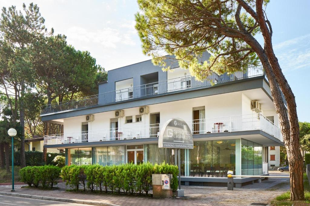 G Hotel Lignano Italien Lignano Sabbiadoro Booking Com