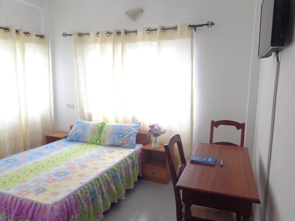 Ein Bett oder Betten in einem Zimmer der Unterkunft Stella Maris