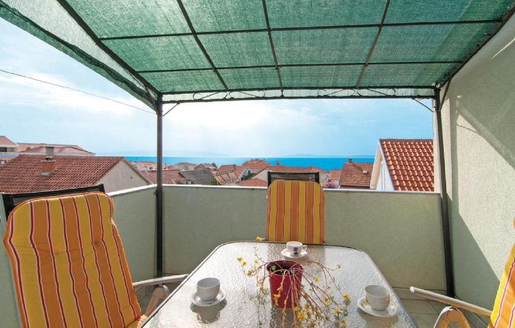 Балкон або тераса в Apartments Otok