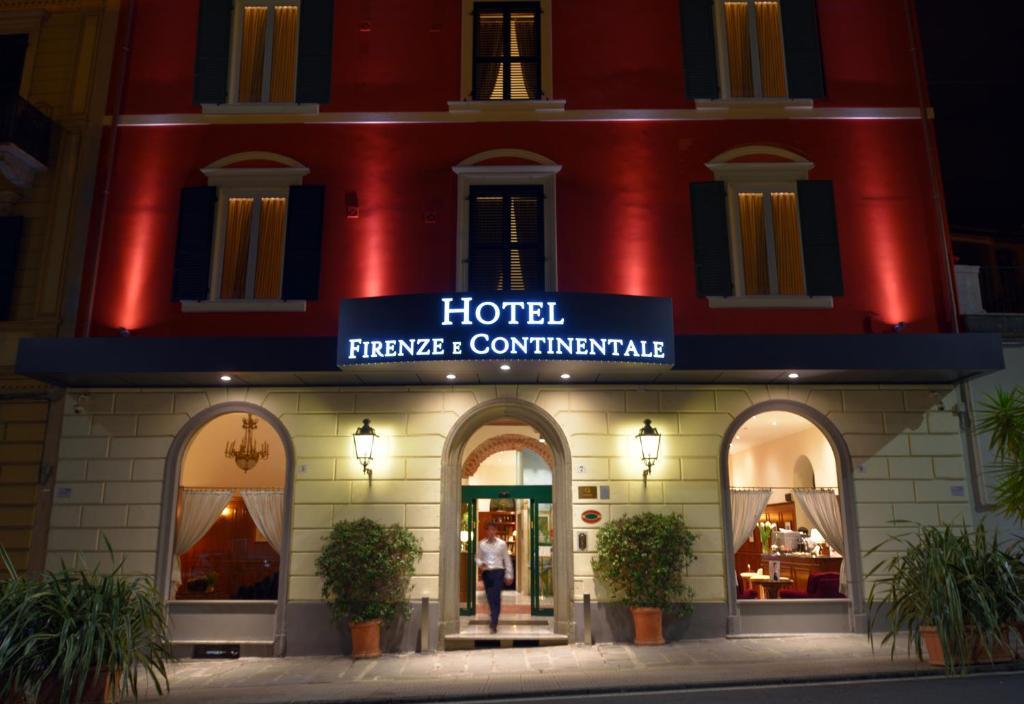 Hotel Firenze E Continentale La Spezia Italy Booking Com