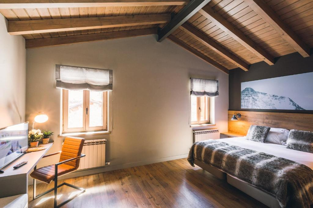 boutique hotels in lleida  219