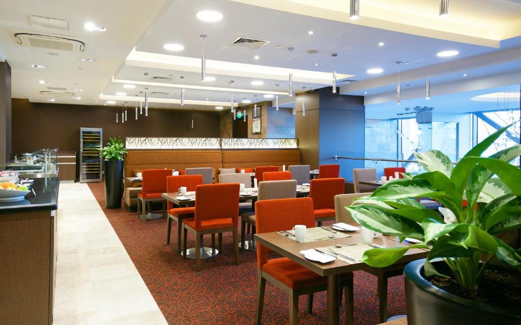 Ресторан / где поесть в Hilton Garden Inn Volgograd