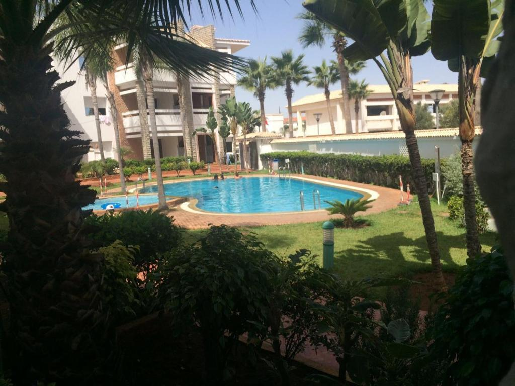 Elmarssa Residence المغرب الصخيرات Bookingcom