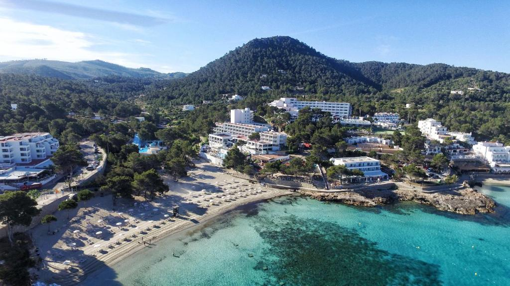 A bird's-eye view of Sandos El Greco All Inclusive