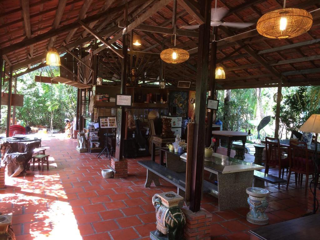 Nhà hàng/khu ăn uống khác tại Charming Countryside Homestay