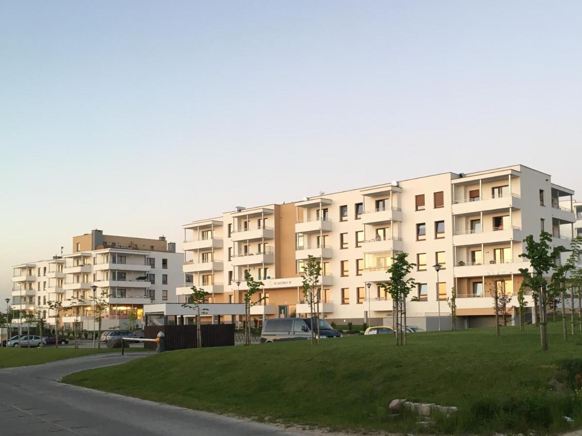 Апартаменты  Apartament Cypryjska