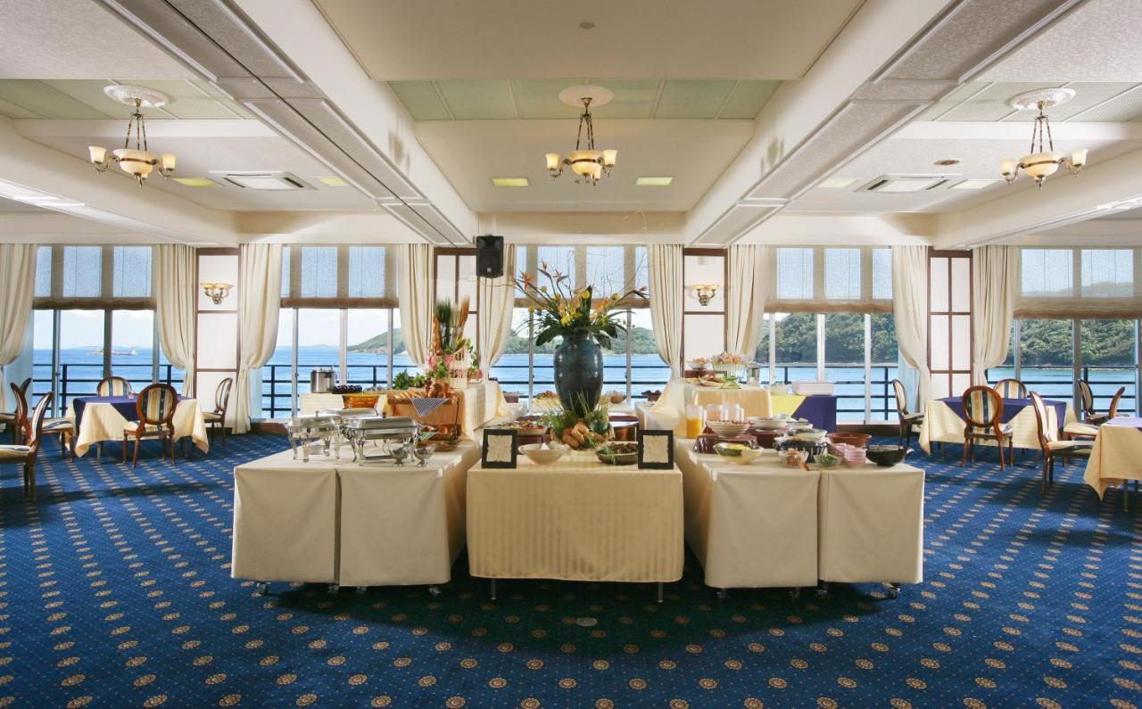 記念日におすすめのレストラン・平戸海上ホテルの写真6