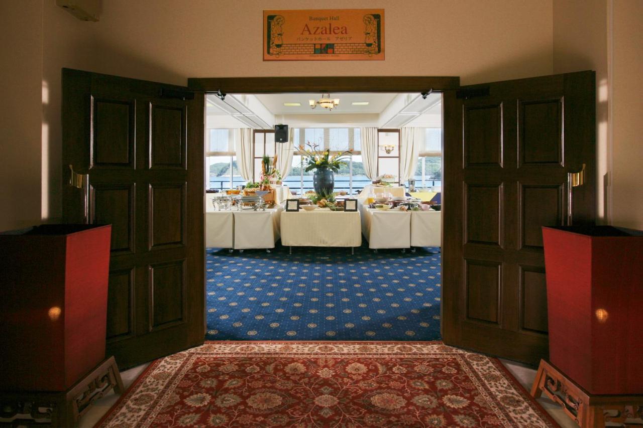 記念日におすすめのレストラン・平戸海上ホテルの写真5