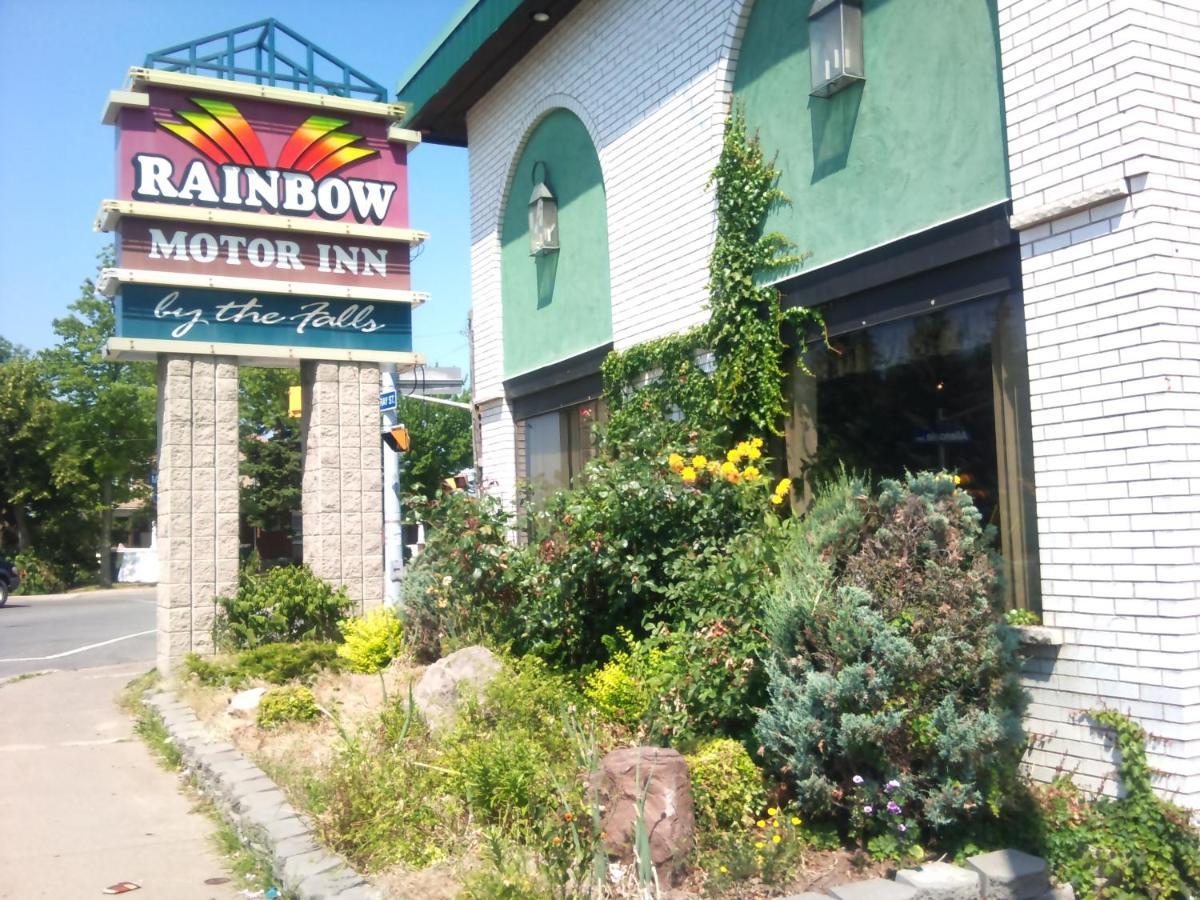 Мотель  Rainbow Motor Inn - Fallsview