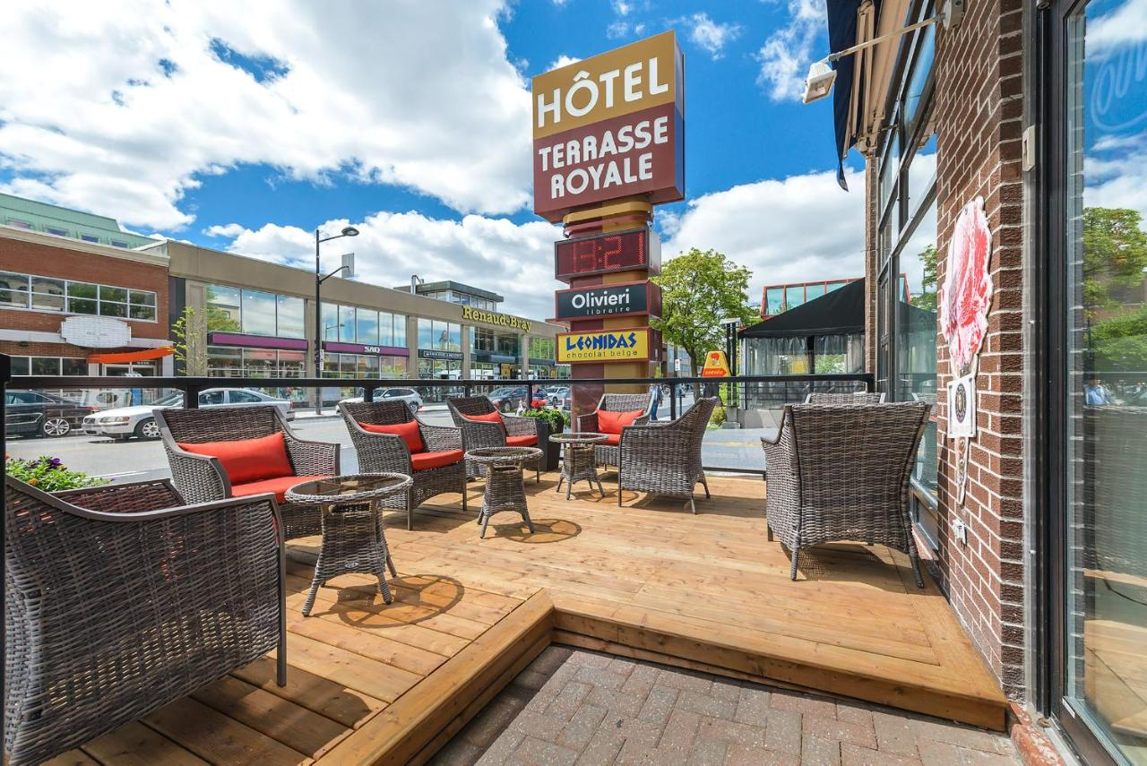 Terrasse Royale Hotel Montreal Canada Booking Com