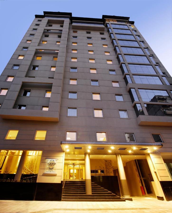 Отель  Land Plaza Hotel
