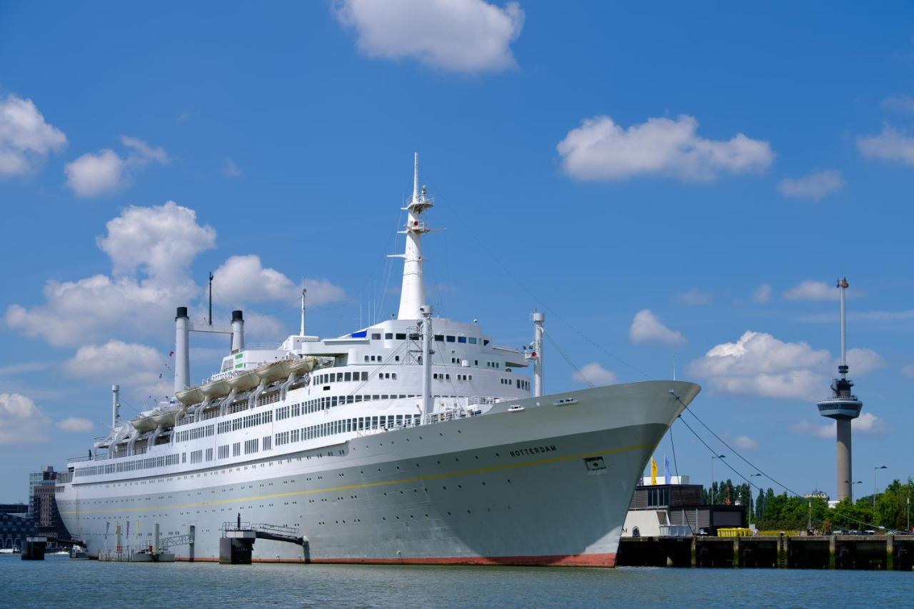 Hotel SS Rotterdam (Nederland Rotterdam) - Booking.com