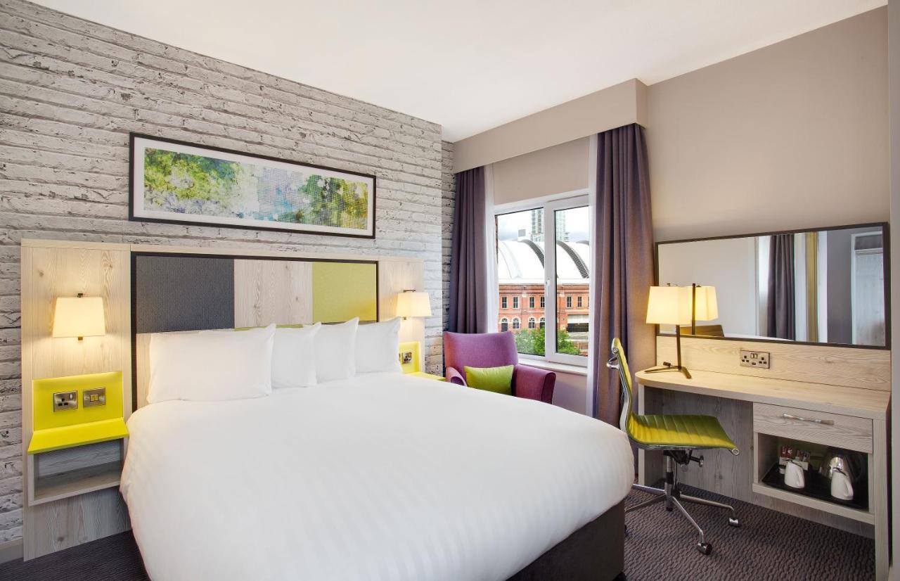 Отель  Jurys Inn Manchester City Centre