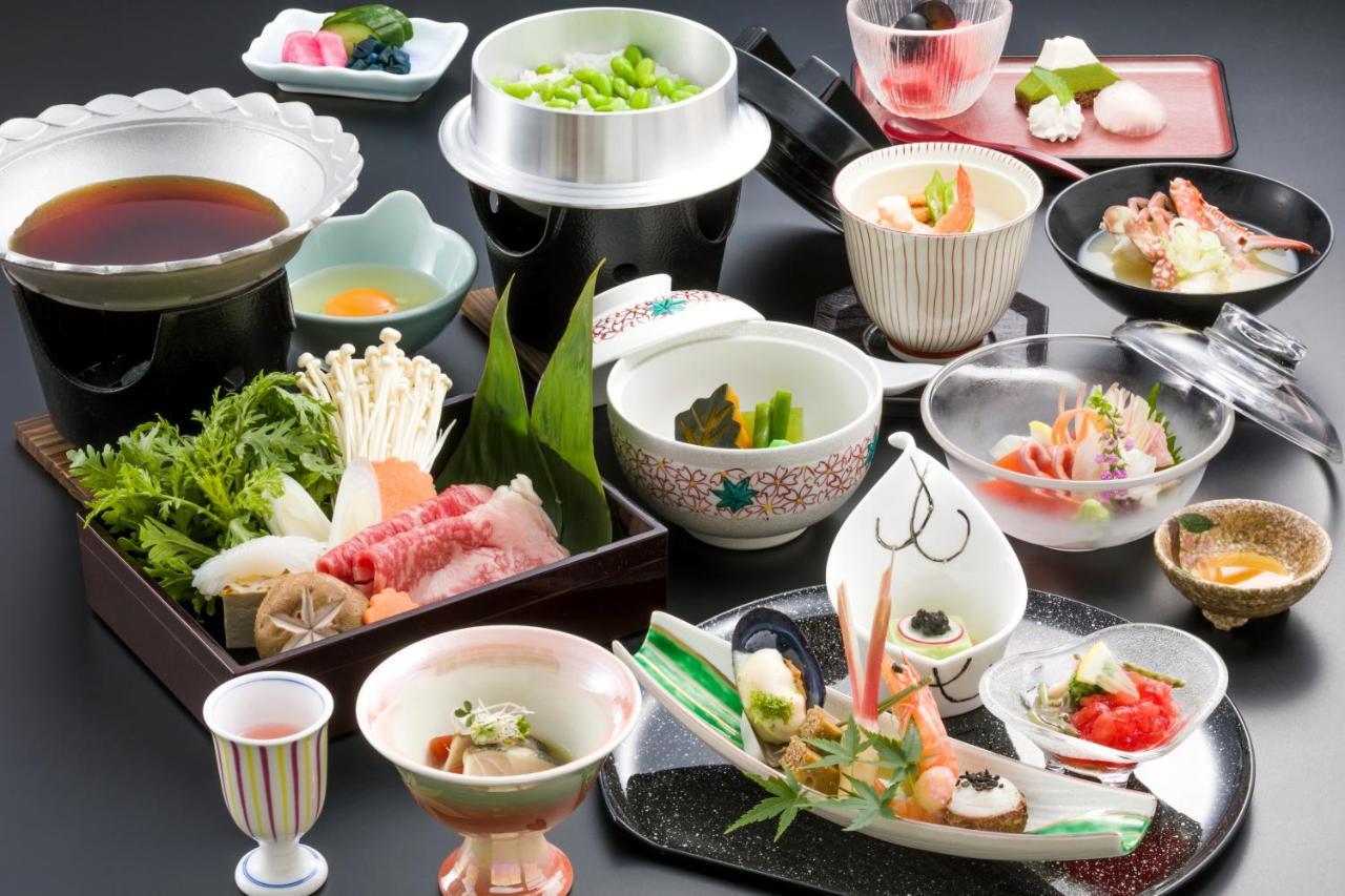 記念日におすすめのレストラン・富士河口湖 温泉 湖南荘の写真7
