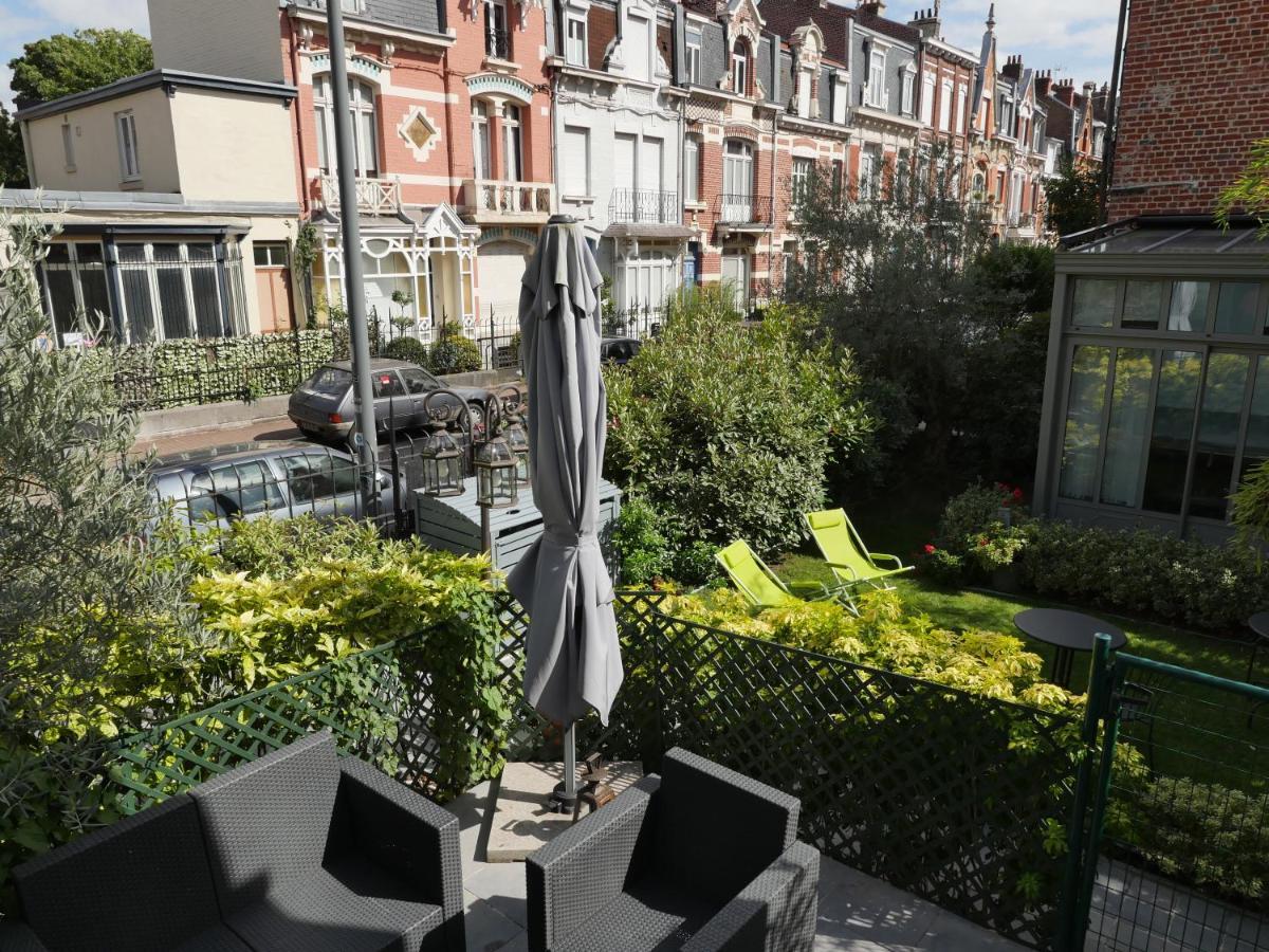 Maison Du Convertible Sebastopol villa gounod, lille, france - booking