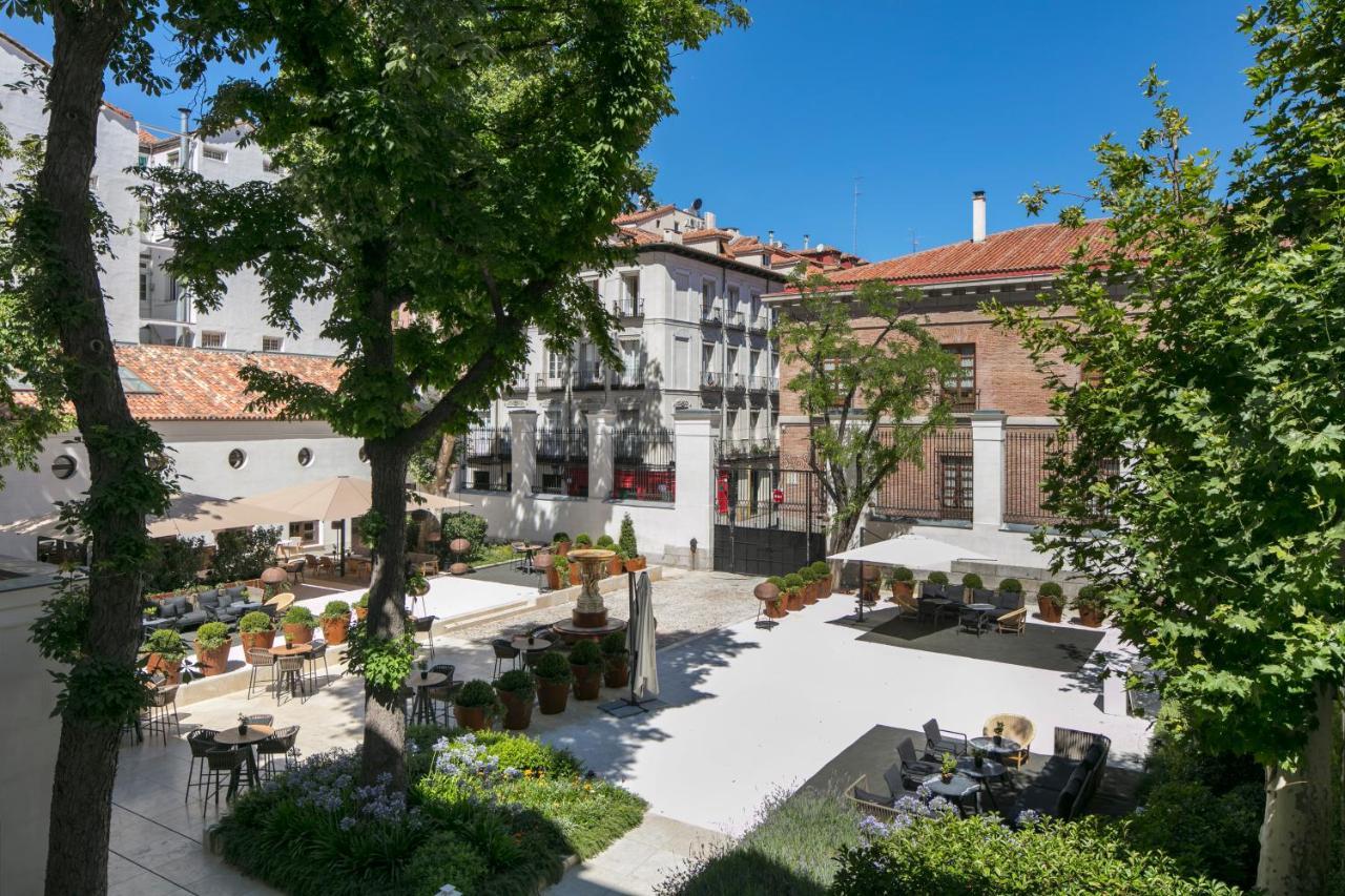 Hotel Palacio De Los Duques Gran Meliá Madrid Spain