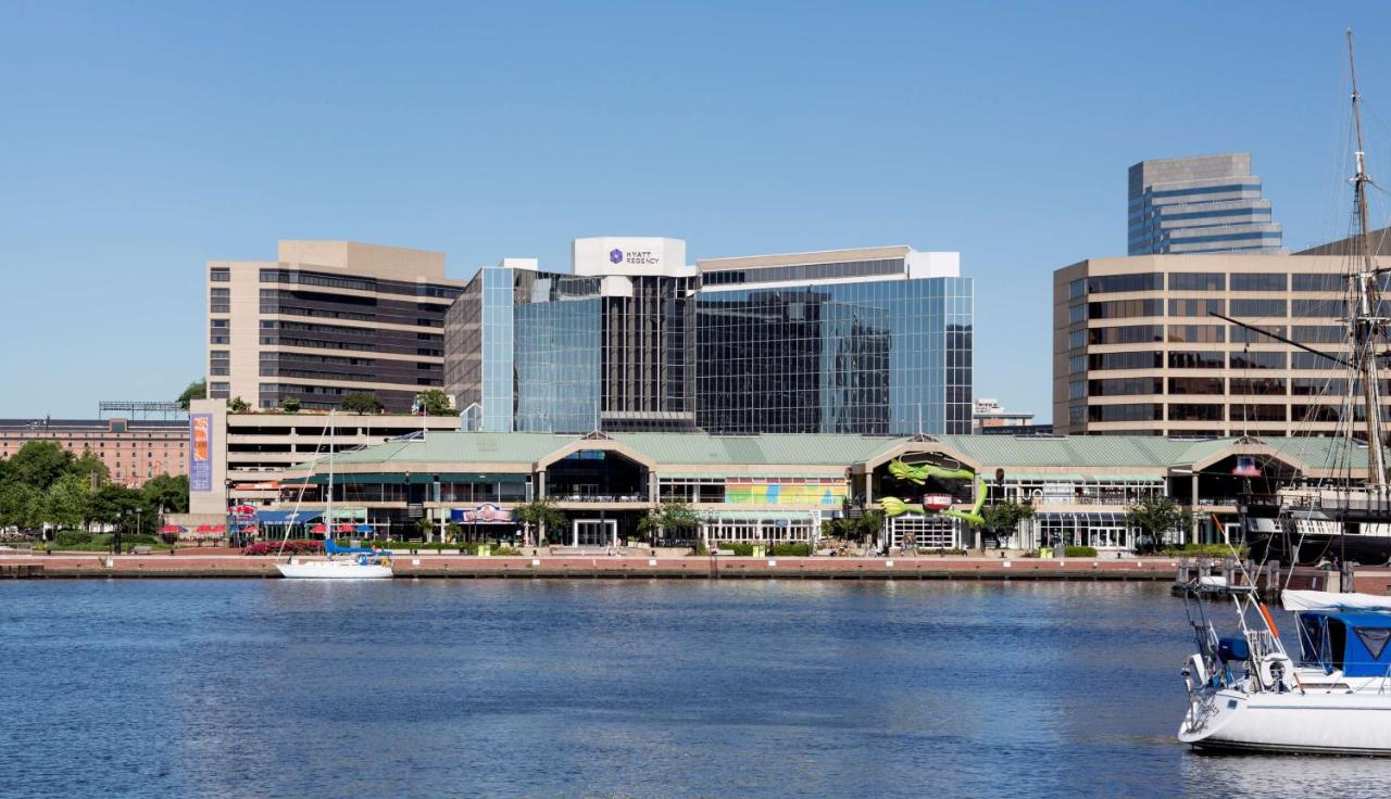 Отель  Hyatt Regency Baltimore