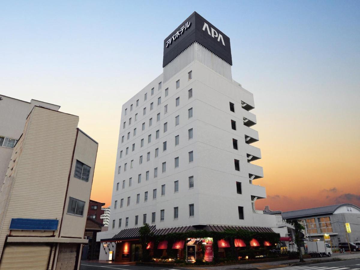 記念日におすすめのホテル・アパホテル〈浜松駅南〉の写真1
