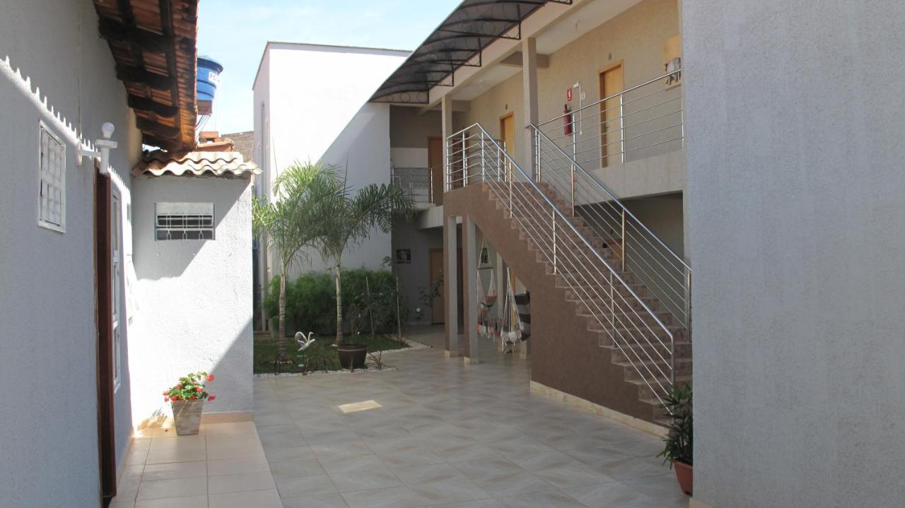 Отель  Pousada Flor Dos Ipês