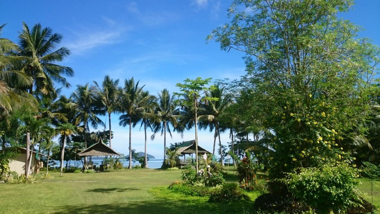 Kahamut-An Beach and Cottages