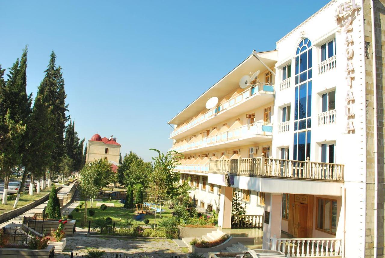 Отель  Zaqatala Hotel