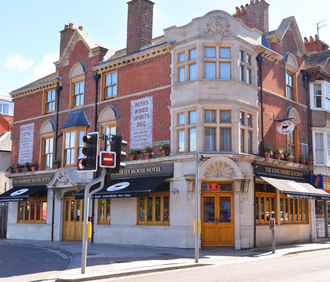 Отель  The Somerset House Hotel & Handmade Pie House