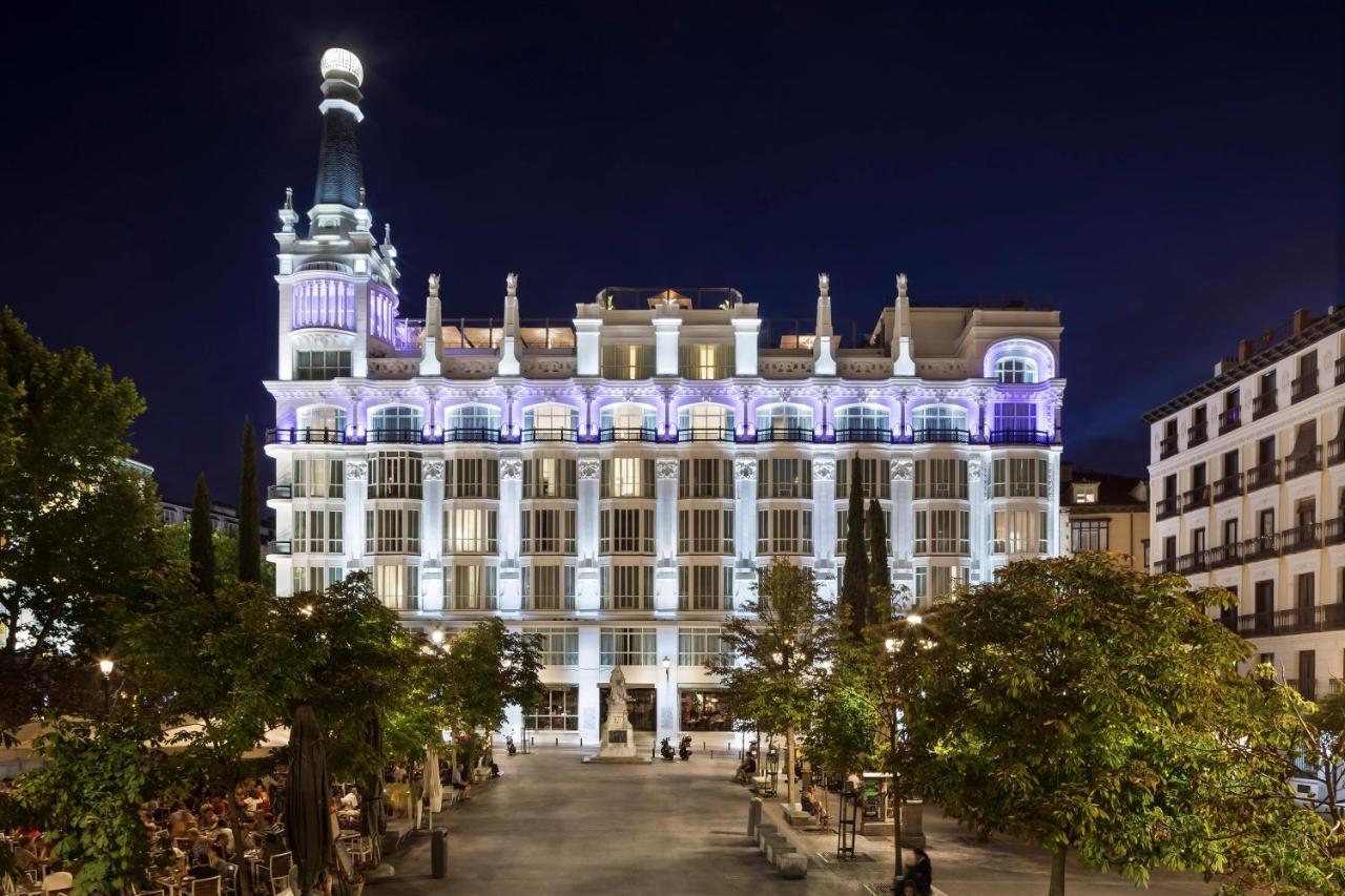 Hotel Me Madrid Reina Victoria By Meliá Spain Booking Com