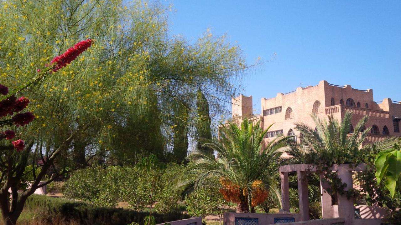 Проживание в семье  Villa Du Souss Eco-Lodge