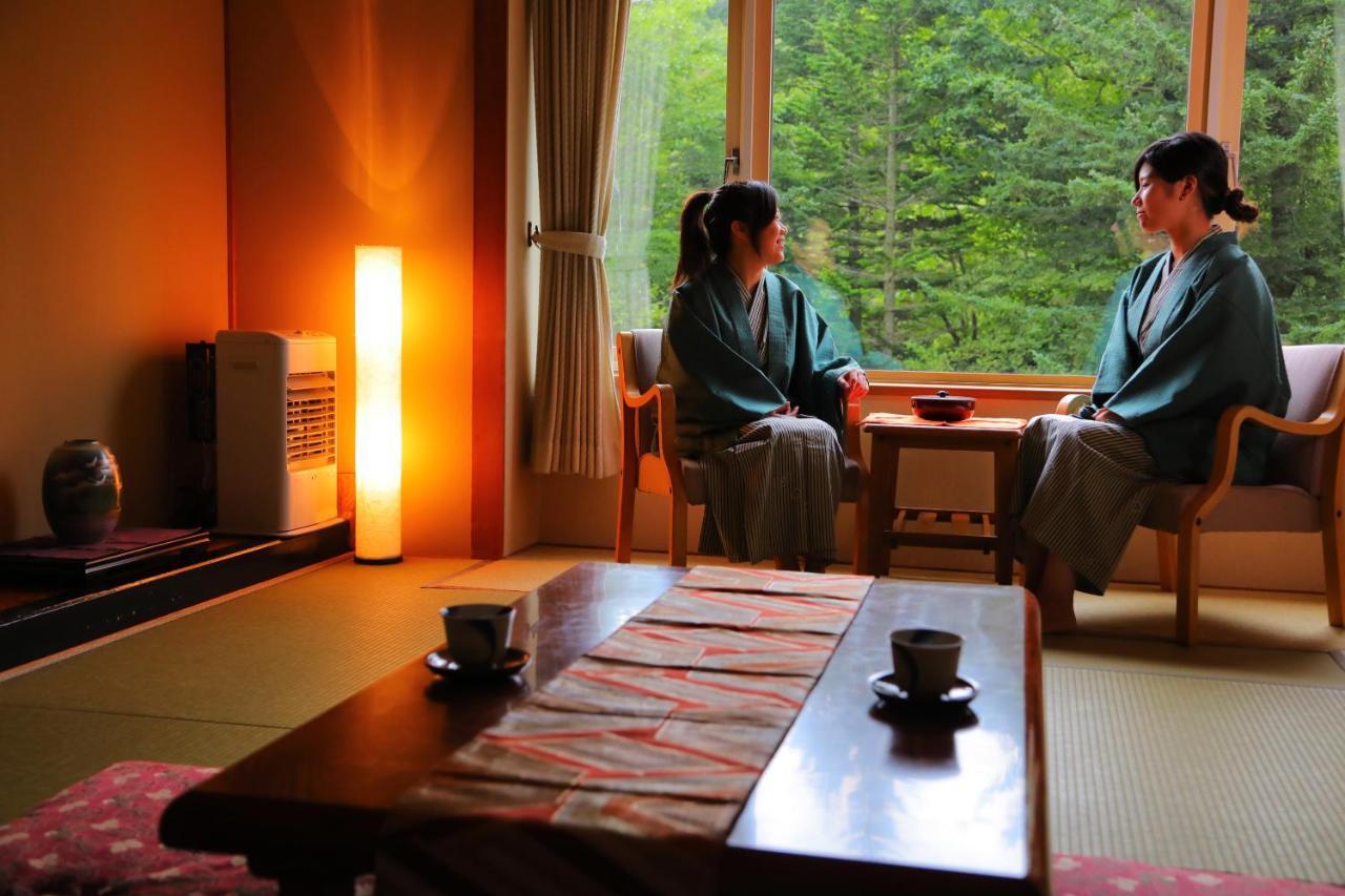 記念日におすすめのレストラン・森の湯 山静館の写真4