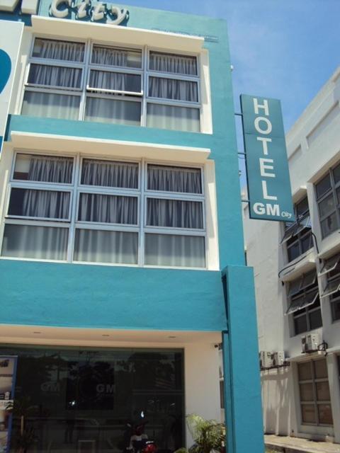 Отель  GM City Hotel