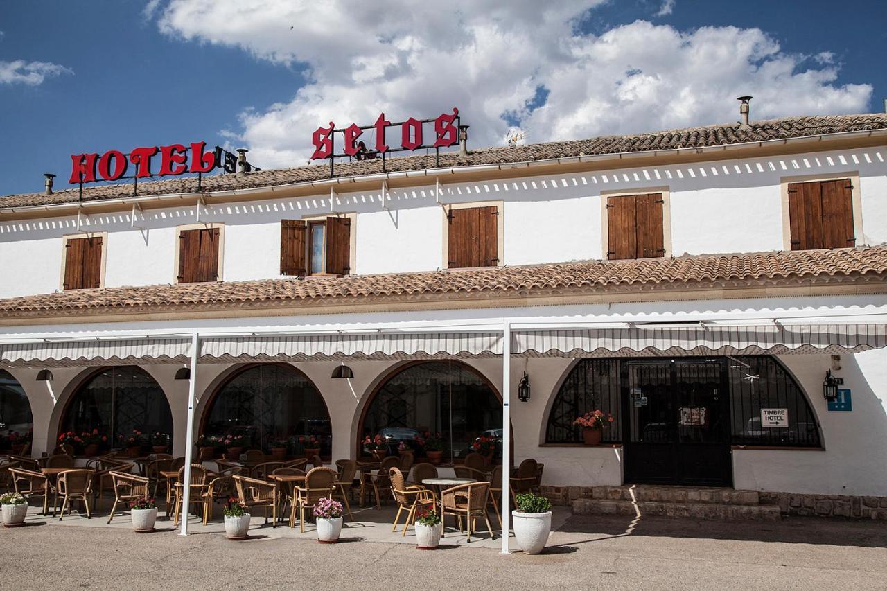 Фото  Отель  Hotel Restaurante Setos