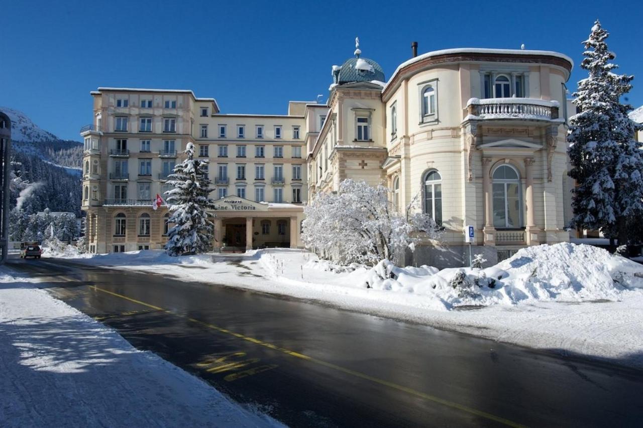 Отель  Hotel Reine Victoria By Laudinella