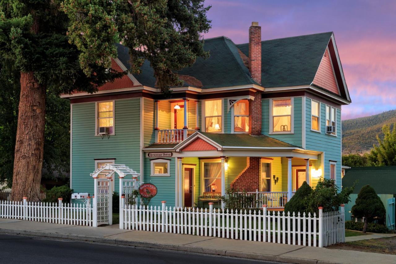 Отель типа «постель и завтрак»  Roseberry House Bed & Breakfast