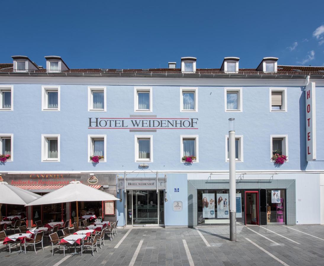 Отель  Hotel Weidenhof