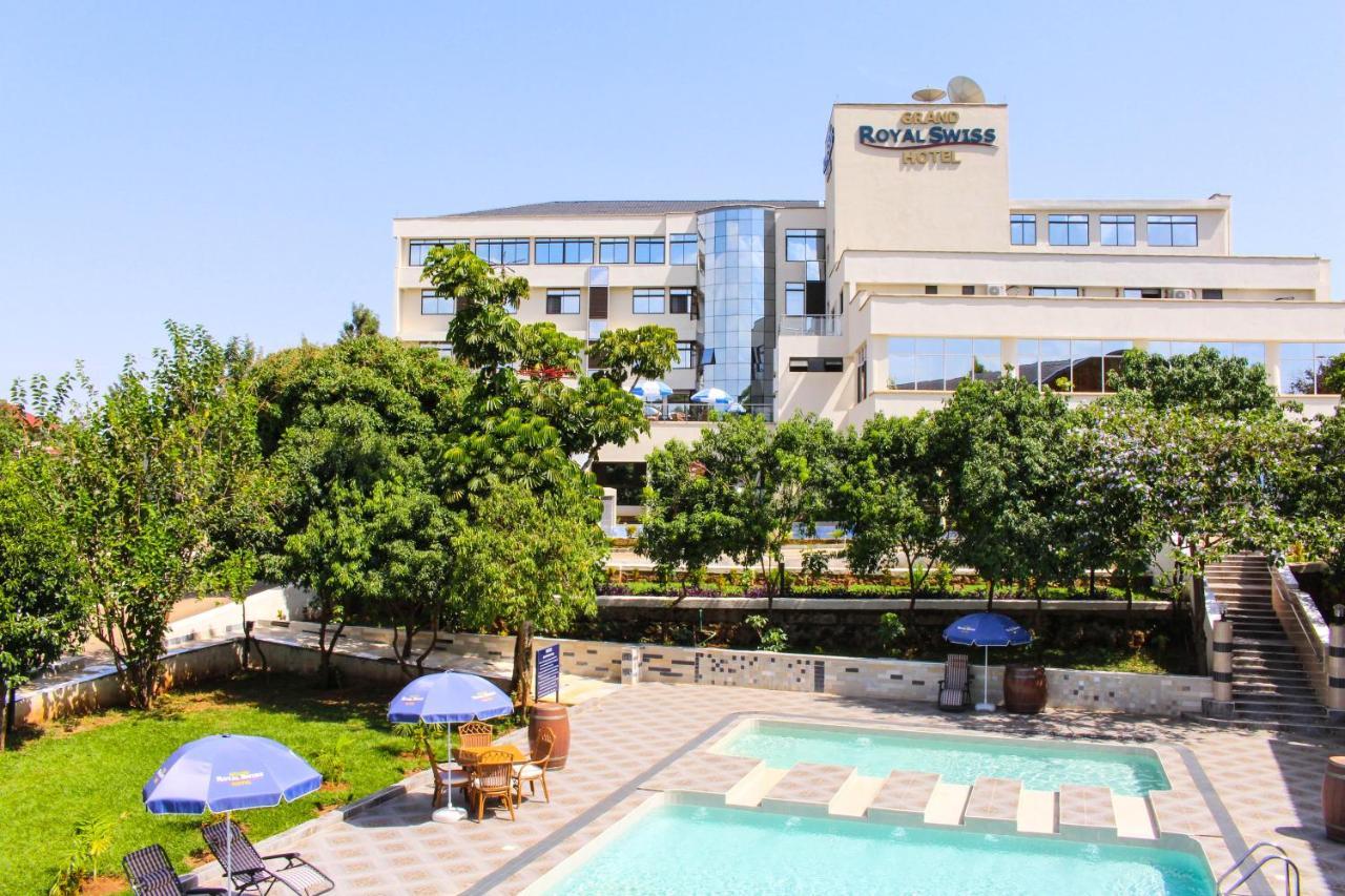 Grand Royal Swiss Hotel-Kisumu,