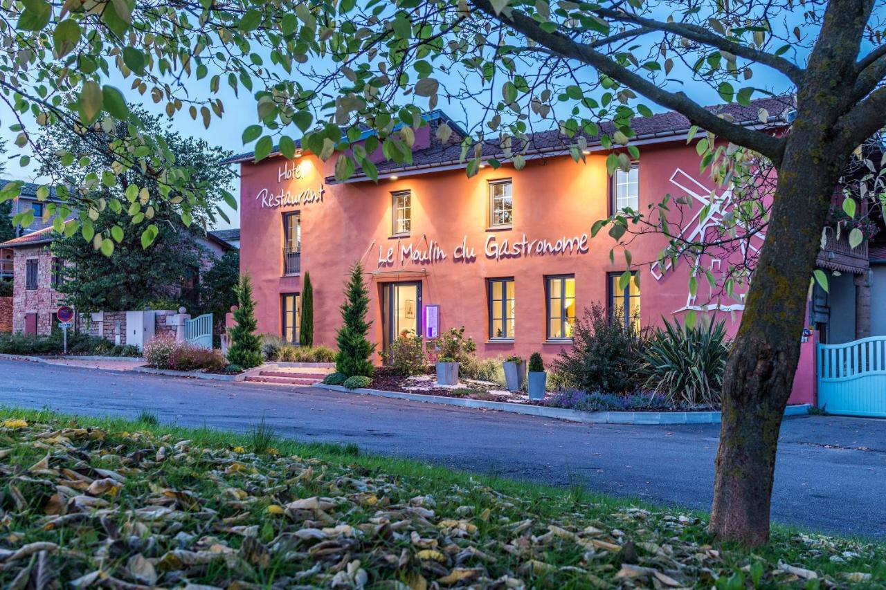 Отель  Le Moulin Du Gastronome