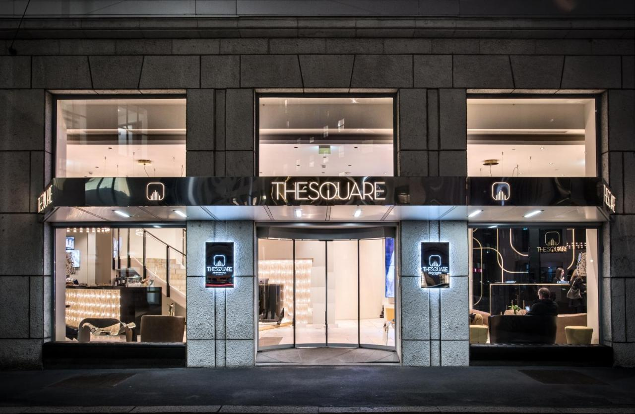 Hotel The Square Milano Duomo Italy Booking Com