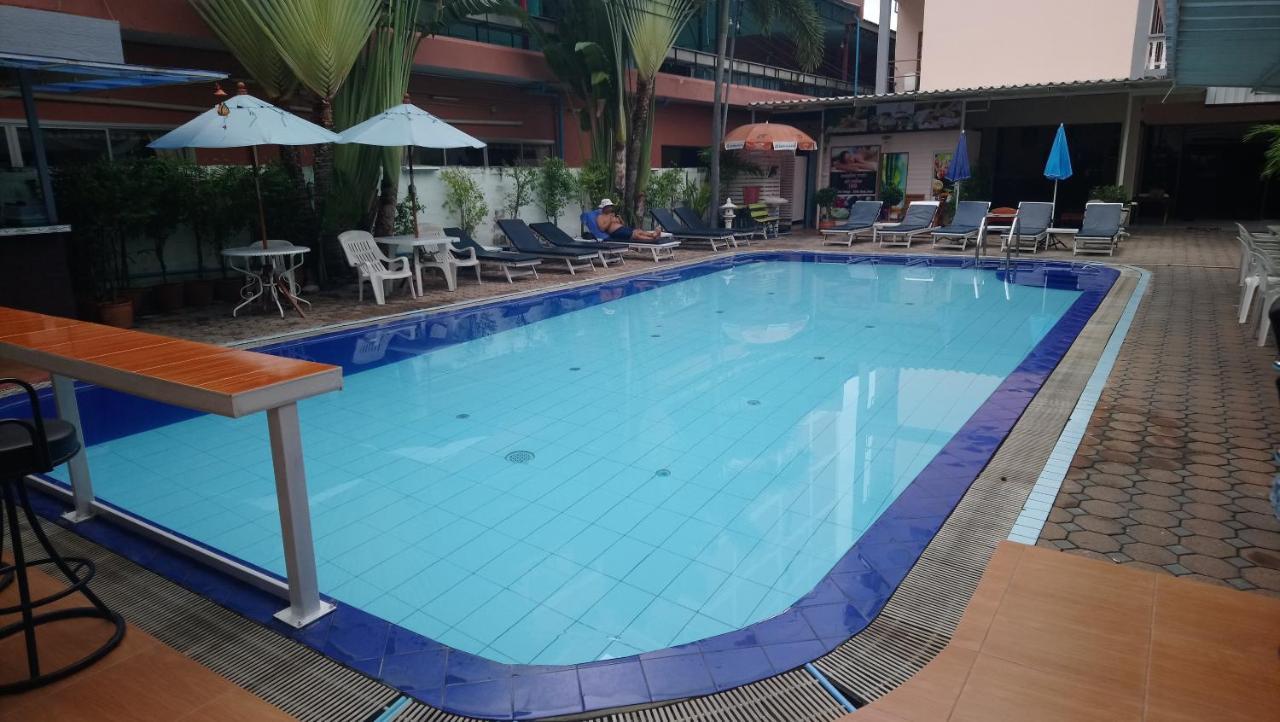 Отель  Home Pattaya Hotel
