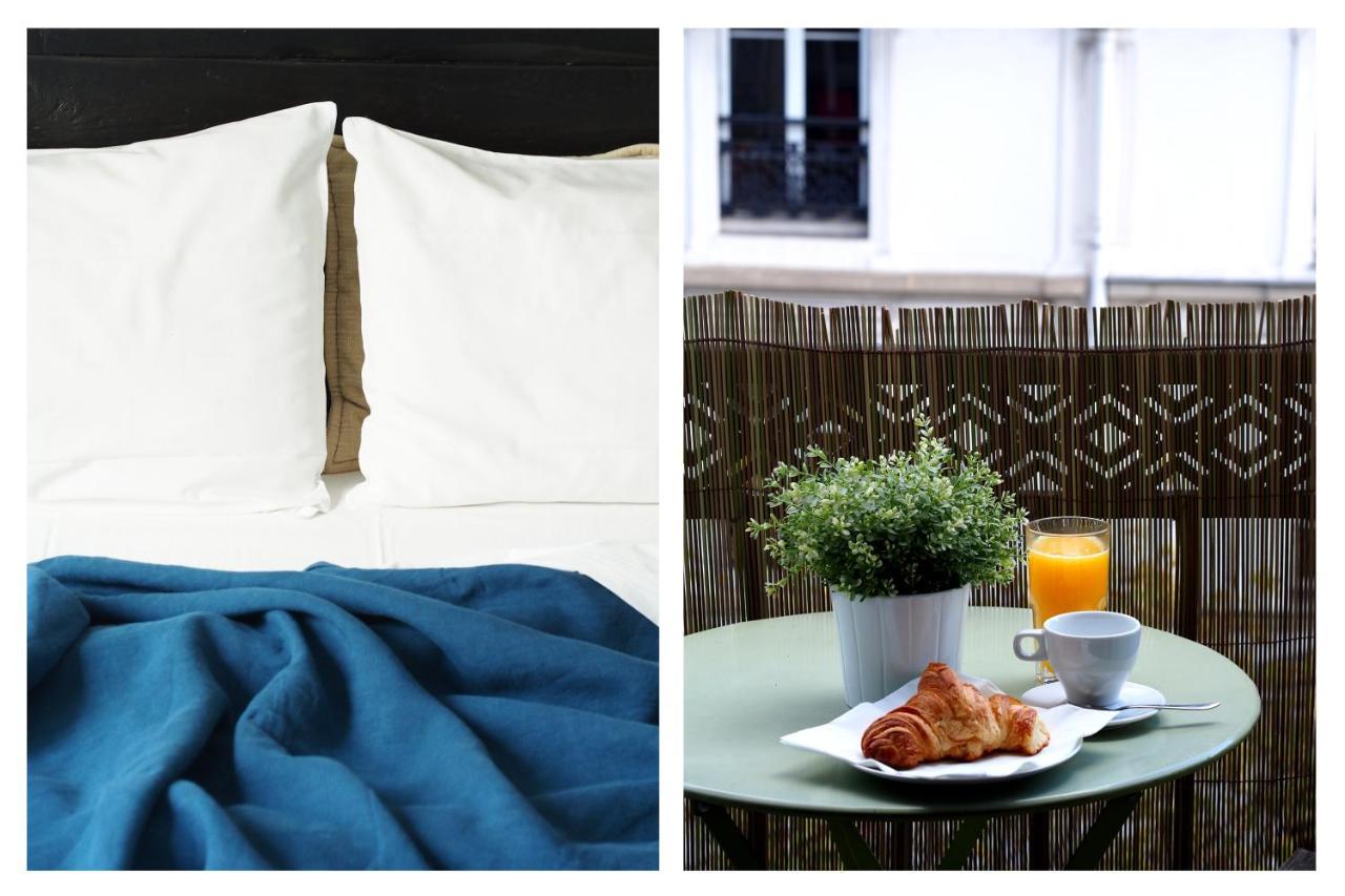 Апартаменты/квартира Appartement Lumineux Avec Balcon Au Coeur De Paris