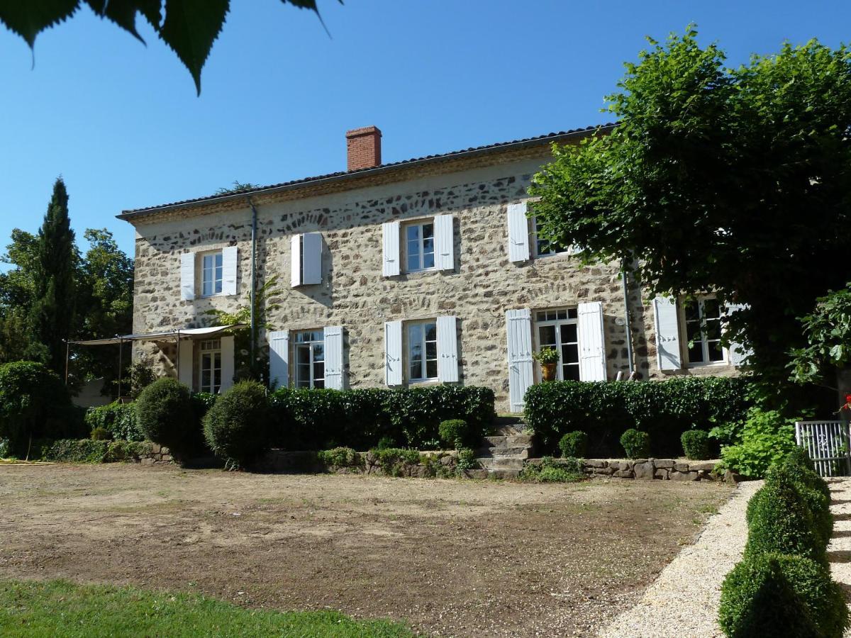 Bed And Breakfast Le Clos De Lapras Annonay France