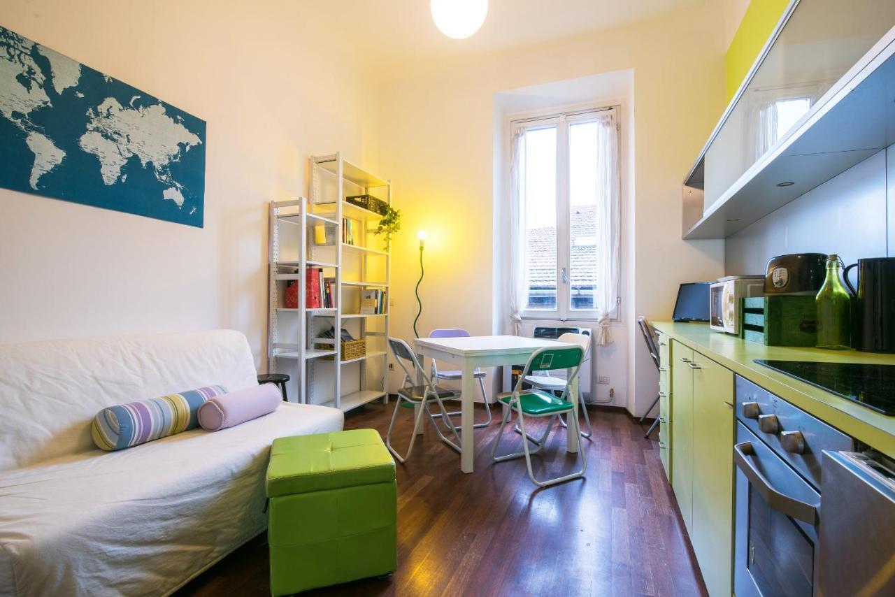 Апартаменты/квартира  Loft In Heart Of Navigli
