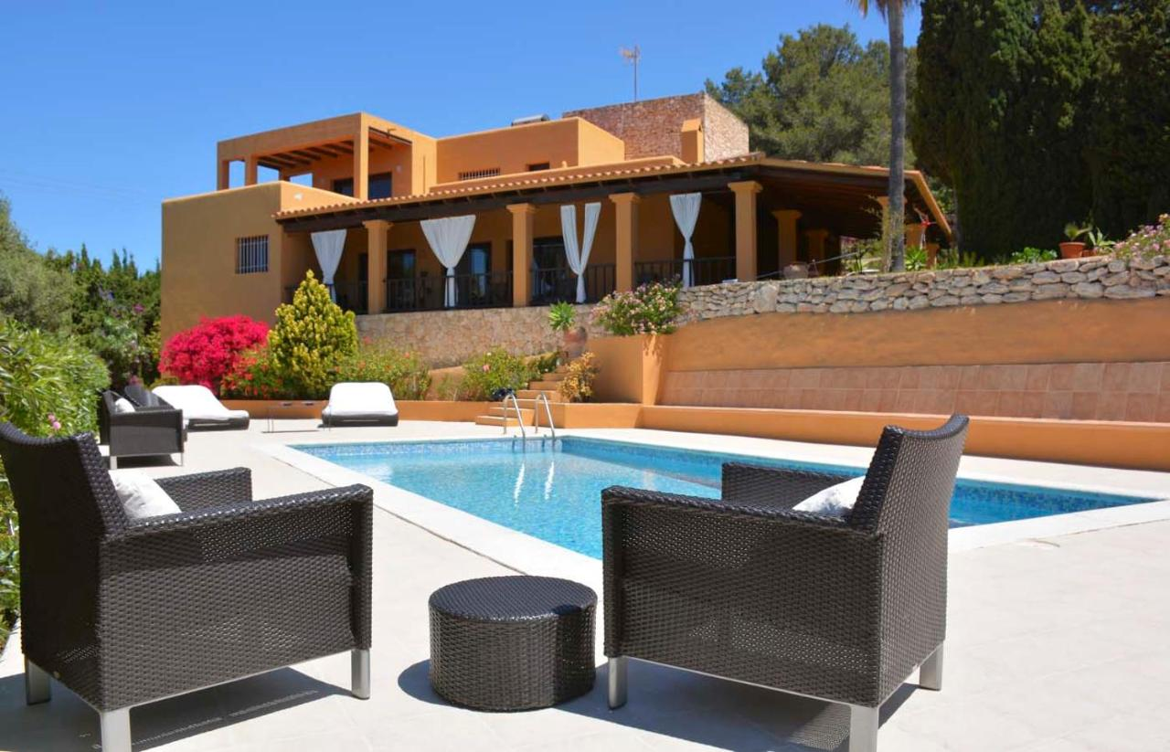 Villa Can Arabi, Ibiza Town, Spain - Booking.com