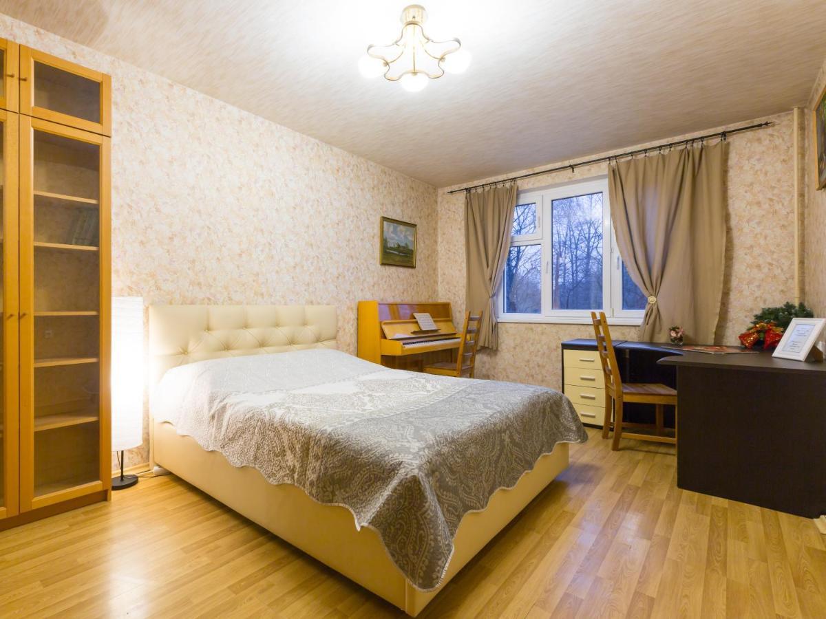 Апартаменты/квартира Apartment On Ulitsa Belovezhskaya