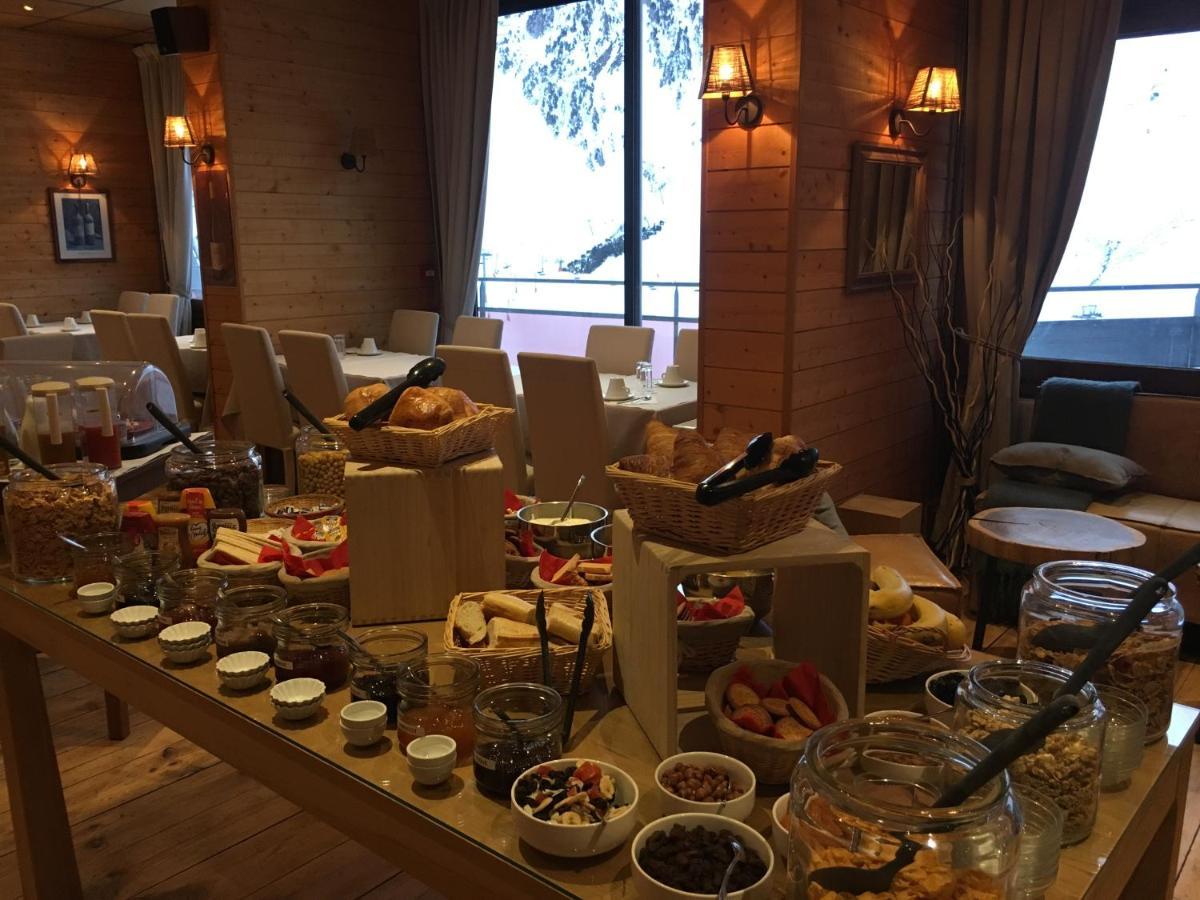 Ambiance Et Deco Idron hôtel-restaurant la mandia, la mongie, france - booking