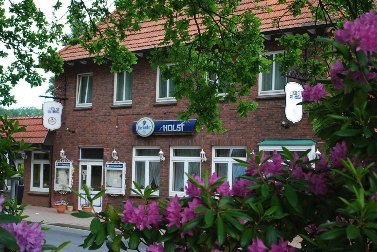 Отель Hotel Holst
