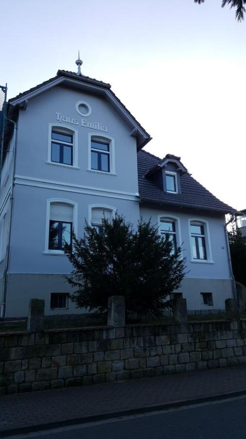 Апартаменты  Ferienwohnung Emilia