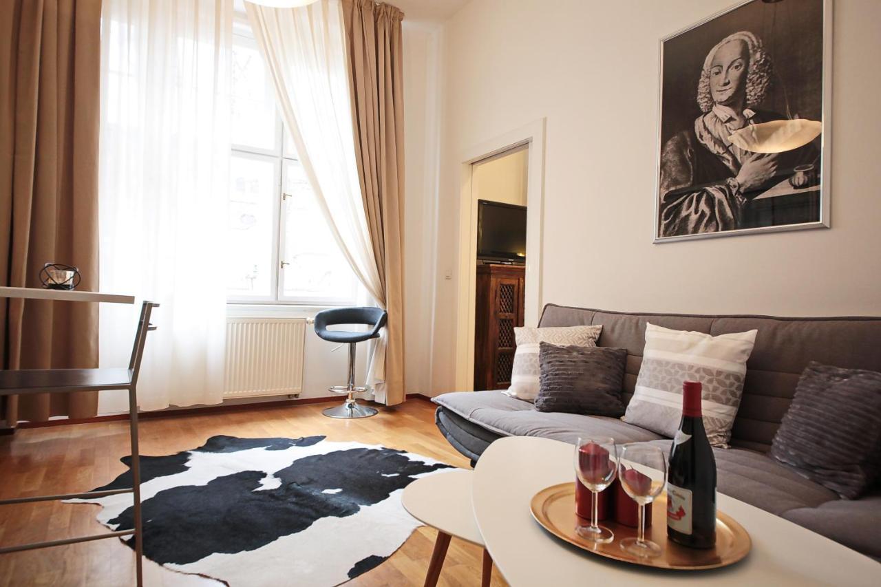 Апартаменты/квартиры  My Old Prague's Hall Of Music