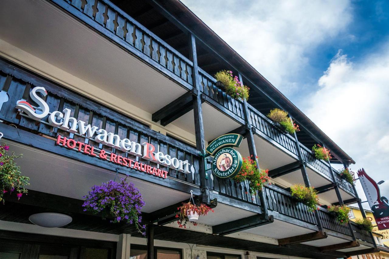 Отель  Schwanen Resort