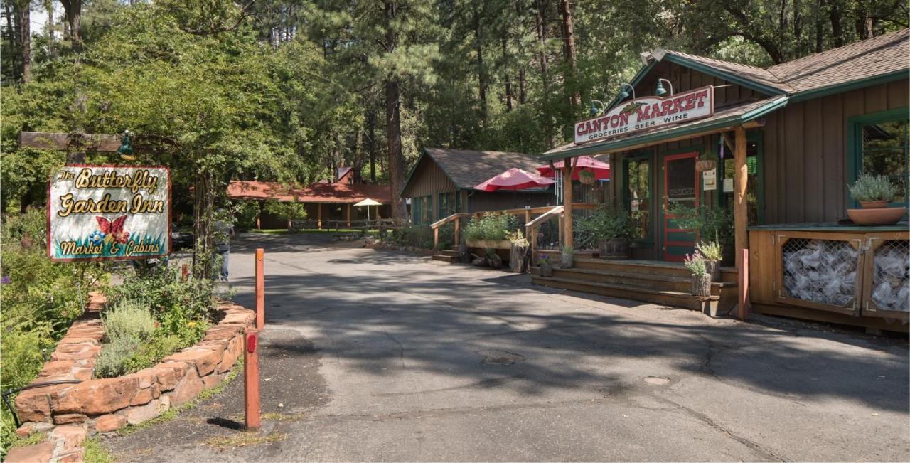 Лодж  The Butterfly Garden Inn