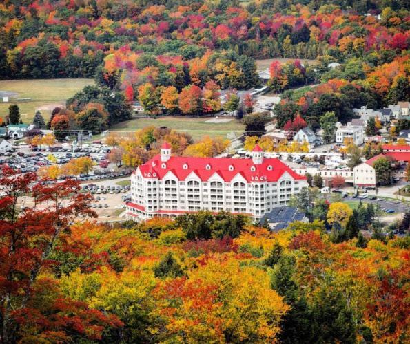 Апарт-отель  RiverWalk Resort At Loon Mountain